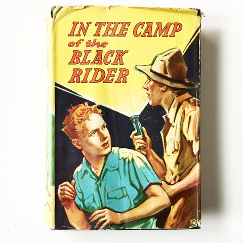 In the Camp of the Black Rider c. 1931