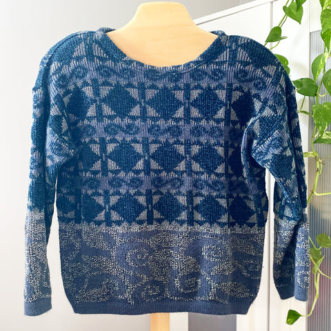 Rodier 80s Pullover