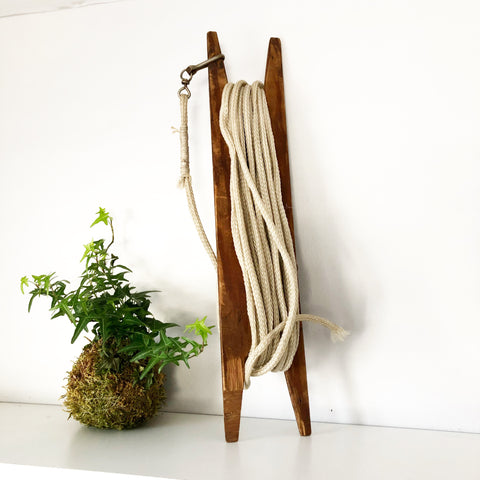 Vintage Fishing Rope