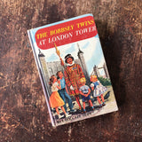 The Bobbsey Twins at London Tower by Laura Lee Hope