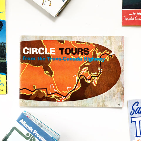 Circle Tours from the Trans Canada Highway 1963