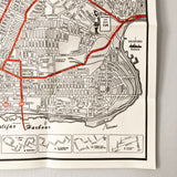 1960s Halifax Map & Souvenir Booklet