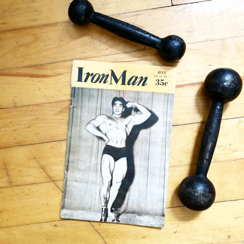 Iron Man Magazine July 1954