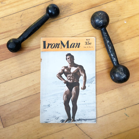 May 1955 Iron Man Magazine