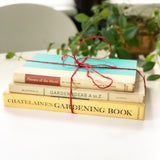Set of 3 Vintage Gardening Books