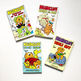 Set of 4 Heathcliff Comic Books