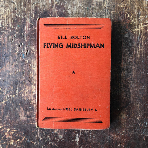 Flying Midshipman by Bill Bolton