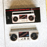 Retro AM/FM Portable Radio