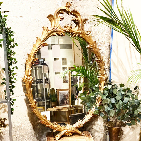 Grand Baroque Mirror