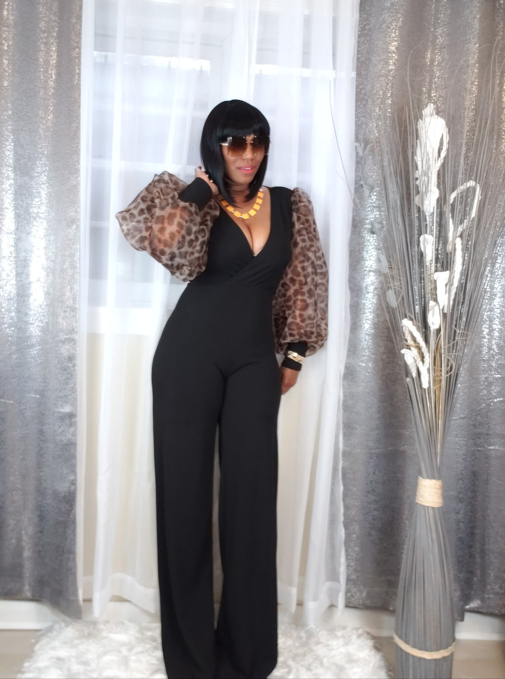 Timeless Diva Jumpsuit