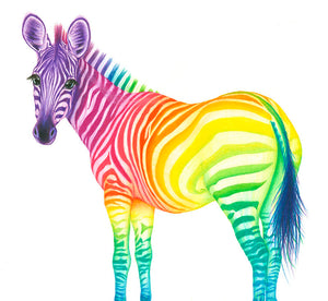 Chrome Zebra