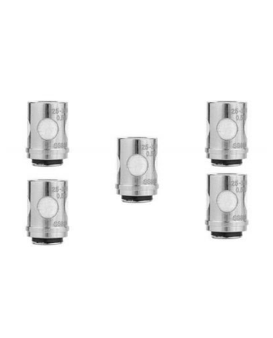 Vaporesso Ceramic EUC SS Replacement Coil .5 Ohms- 5 pack
