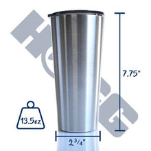 Design Your Own 24 oz Stainless Steel Tumbler