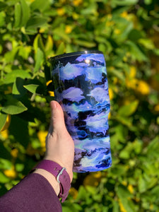 Purple and Blue Passion 30 oz
