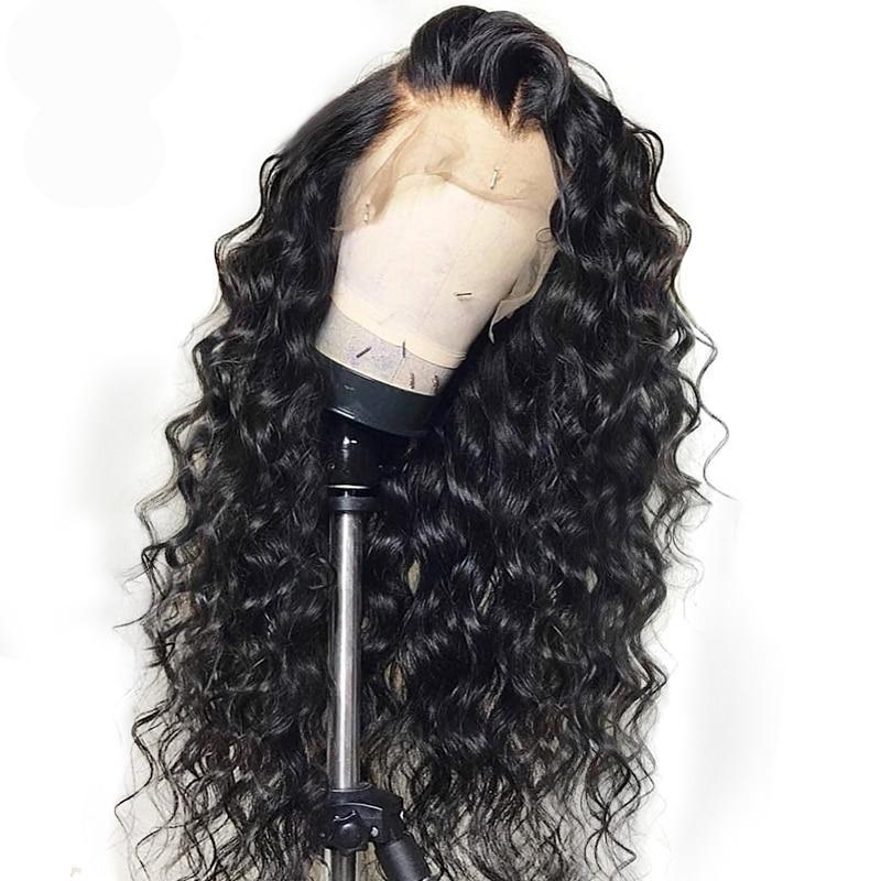 Brazilian Lace Wig Frontal Plucked