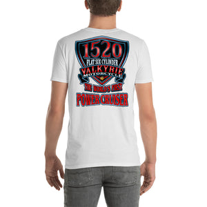 VALKYRIE MOTORCYCLE 1520 POWER CRUISER T-SHIRT#2