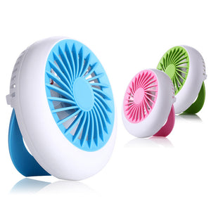 Portable & Rechargeable USB Fan - Kinggz