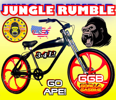 JUNGLE RUMBLE TM 26