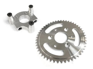 "44 Tooth CNC Sprocket & 1.5"" Adapter Assembly"
