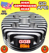 MONSTER POWER HIGH COMPRESSION HEAD FOR 2-STROKE 66CC/80CC MOTORIZED BIKE ENGINE