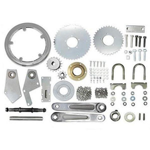 motorized bike 2-stroke New Shifter Kit Motorized Bike Jackshaft Kit