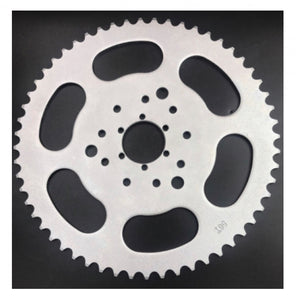 High performance Multifunctional 56 Teeth Sprocket 3+6+9 holes
