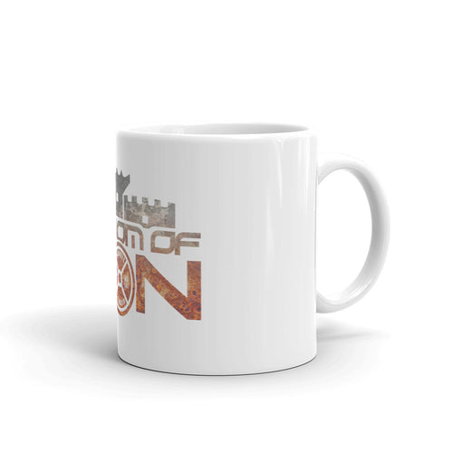 KINGDOM OF IRON MUG