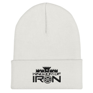 KINGDOM OF IRON BEANIE