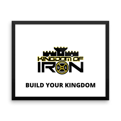 Kingdom of Iron Poster
