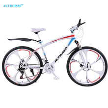 Altruism Q1 21 Speed Road Bike racing bicycle Aluminum frame 26 inch mountain road bicicleta compete bicycles for womens