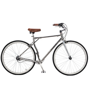 Hot Selling 700C Chainless Road Racing Bike, 3 - Gear Shaft Drive Retro Bicycle, Aluminum Alloy Hard Frame