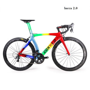 2017 COSTELO SK carbon road bike complete bicycle carbon BICICLETTA bicyce shimano groupset wheel RB1000,BOND S,M,L