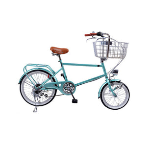 20/24 inch BMX Pet Bike Carbon Steel Bicycle For Girl 6 Speed Bead Pedal Bike Rear Drum Brake