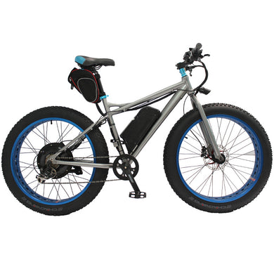 4.0Tires Electric mountain bicycle 48V 500W Fat Tire ebike  Electric ebike Snowy beach wide body tires offroad bikes Wheel moto