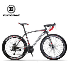 EUROBIKE Road Bikes 27 speed 700C Double Brake Mens  BICYCLE