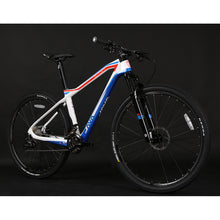 "JAVA FIAMMA 29"" Carbon Mountain Bike with XT Group Aluminium Wheels 33 speed Hydraulic Disc Brake AIR Fork 29er MTB Bicycle"
