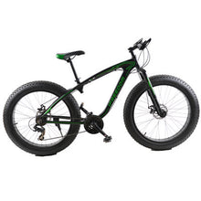 Fat bike, 26 inch aluminum alloy, 24 speed snow bike, 26*4.0 super wide tire, mountain bike Bicycle for male and female students