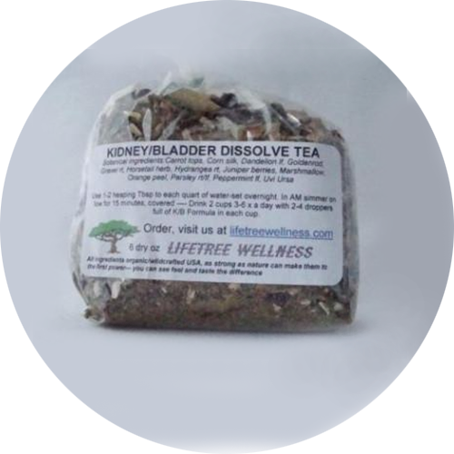 Kidney/Bladder Dissolve Tea - Dry