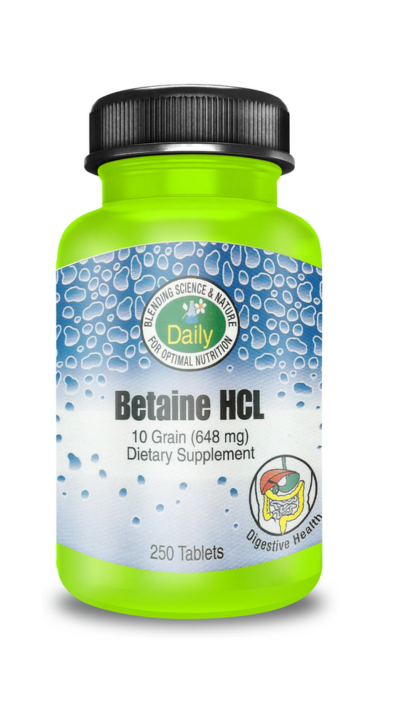 Betaine Hydrochloride (HCL)