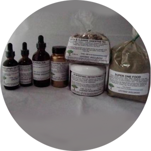 Liver/Gallbladder/Anti-Parasite Cleanse Kit