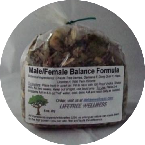 Male/Female Balance Formula - Dry [5 oz.]
