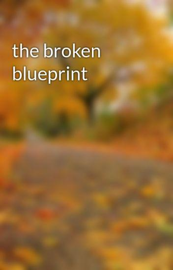 'The Broken Blueprint' - Book