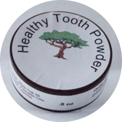 Healthy Tooth Powder [1 oz.]