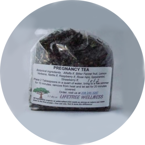 Pregnancy Tea - Dry [11 oz.]