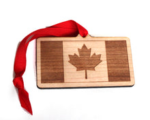 Canada Flag Ornament