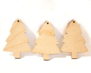 Christmas Tree Pine Tree Cutouts