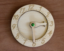Analog Clock Learning Aid