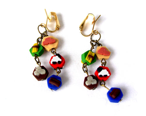 Catan Earrings