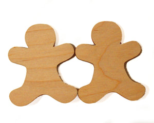 Gingerbread Man Cutouts