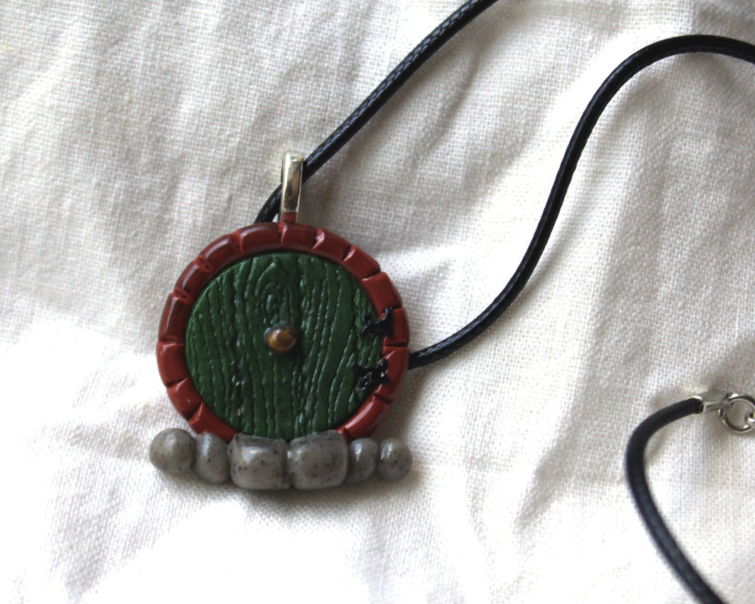 Hobbit Hole Necklace